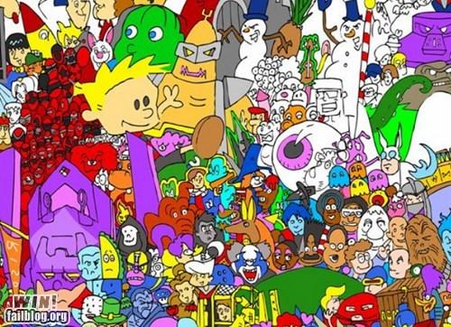 art,cartoons,comic books,drawing,pop culture