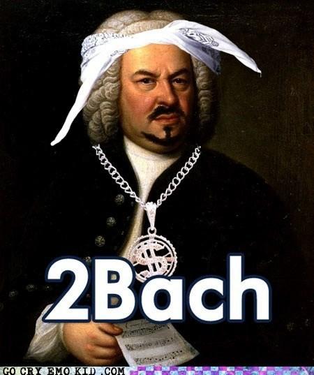 2Pac,Bach,rap