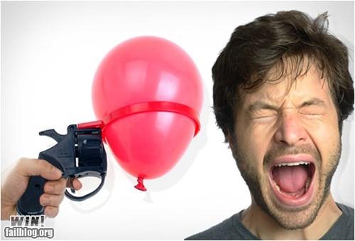 gun,russian roulette,toy,water balloon