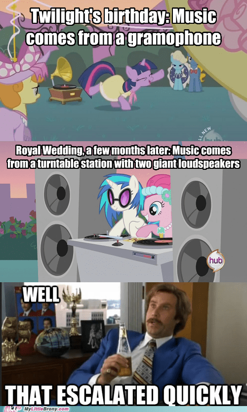 A Few More Days and Equestria Will Have Reached the Technological Singularity