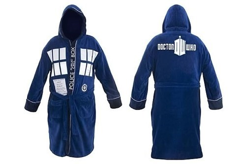 Doctor Who Robe of the Day