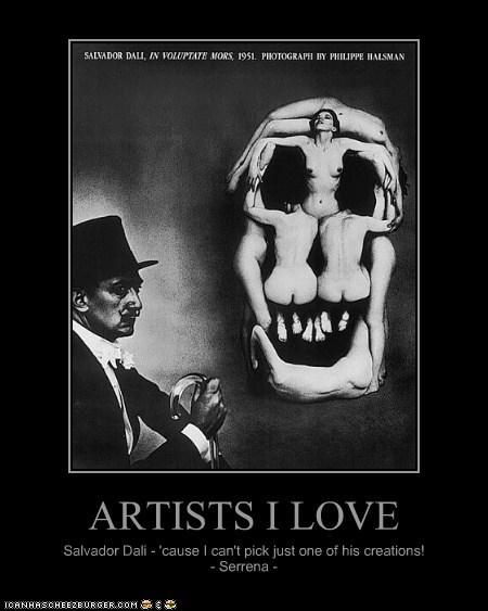 ARTISTS I LOVE