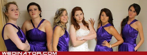 attitude,bridesmaids,lineup,Movie