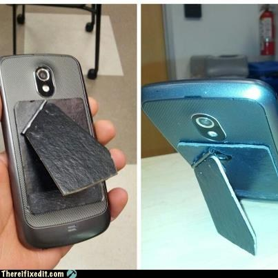 The 99 Cent Phone Stand
