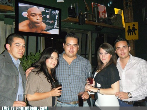 Anderson Silva Wants a Beer