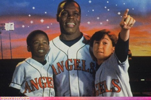 "The Cast of ""Angels in the Outfield"" Then and Now"