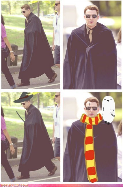 Yer a Wizard Now, Cap!