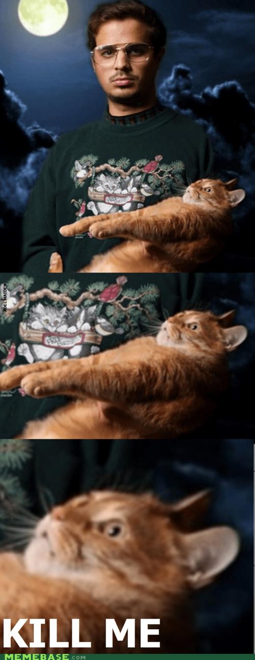 cat,Death,kill,moon,SOON,that shirt
