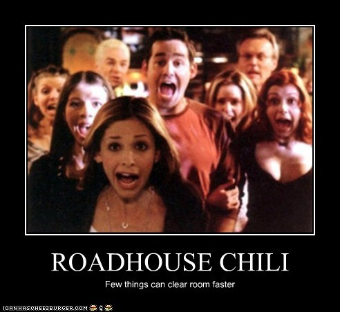 Roadhouse Chili