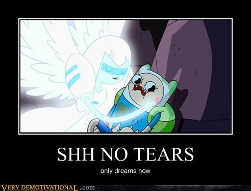 SHH NO TEARS
