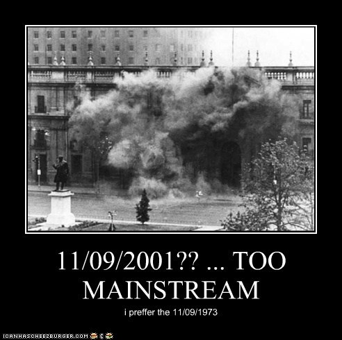 11/09/2001?? ... TOO MAINSTREAM