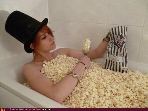 bath,i say,Popcorn