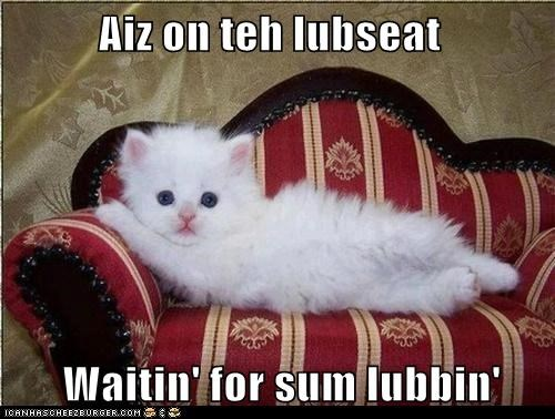 Aiz on teh lubseat