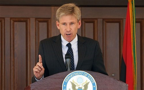 RIP: Libya Ambassador Chris Stevens, at 52
