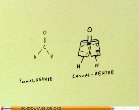 School of Fail: Chemistry With Style
