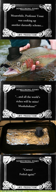 So Much Pun: Something Fishy