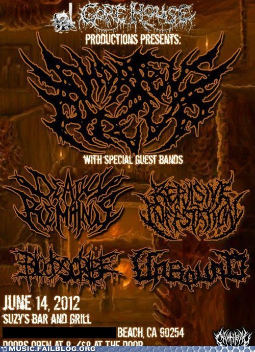 band logos,concert poster,heavy metal