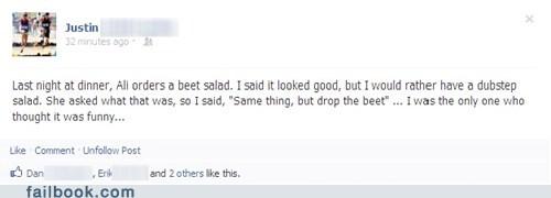 beet salad,dubstep,salad