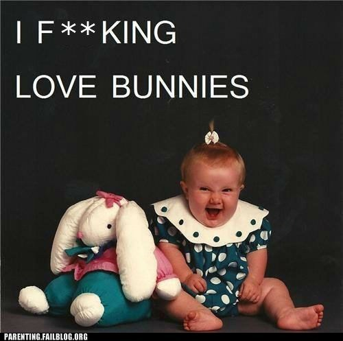 Parenting Fails: What's So Bunny?