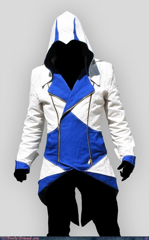 Awesome Assassin's Creed Jacket?...