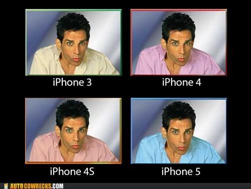 iphone 5,magnum,one look,zoolander