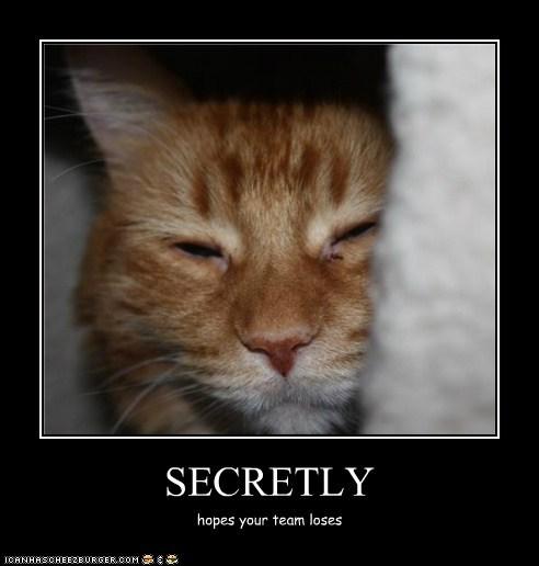 SECRETLY