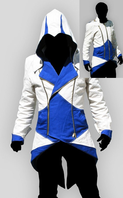 Modular Assassin's Creed 3 Jacket of the Day