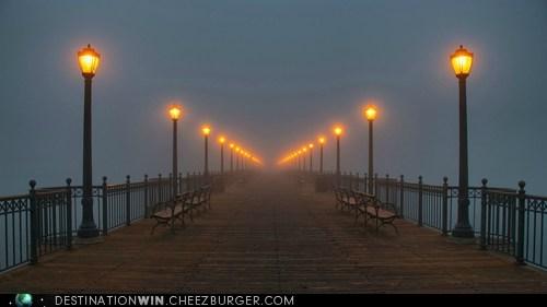 Long Walk? Short Pier?
