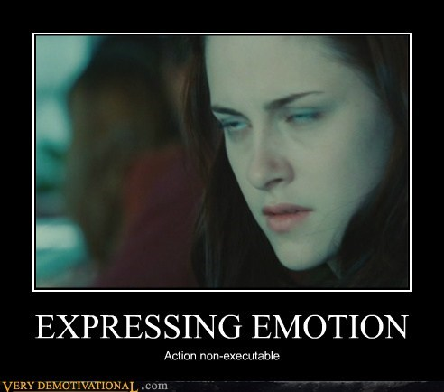 EXPRESSING EMOTION