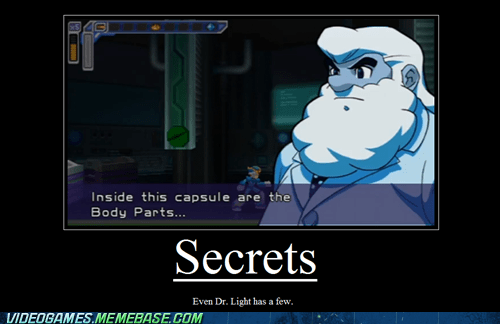 We all have secrets...