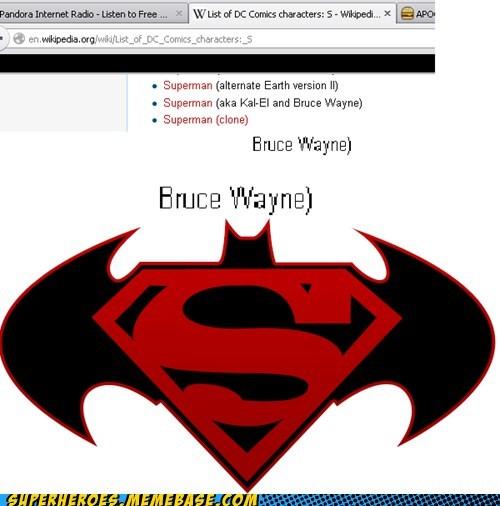 batman,bruce wayne,Clark Kent,superman