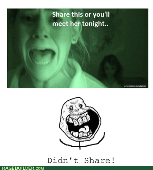 facebook,forever alone,share