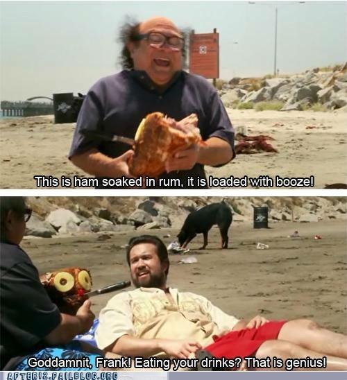 Rum Hams are the Best Hams