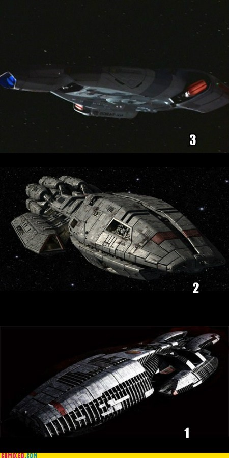 The Ships That I Want.