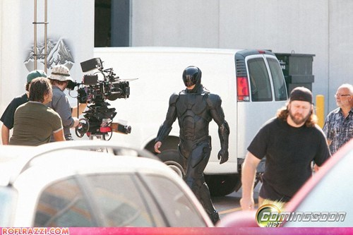 "First Look: ""Robocop"""
