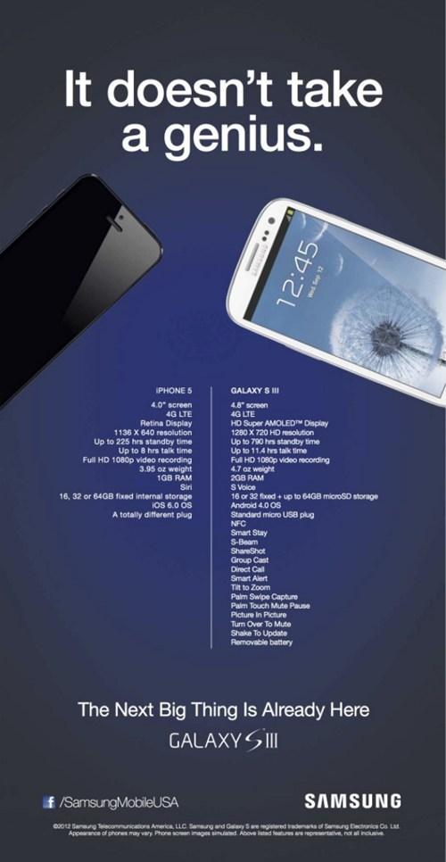 apple,cell phones,galaxy s III,iphone,Samsung