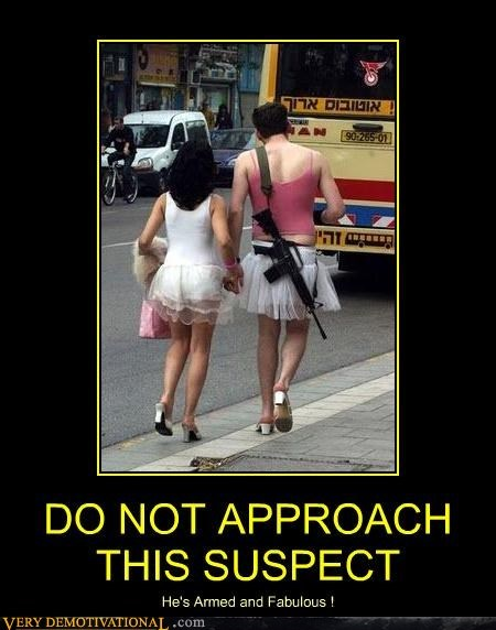 DO NOT APPROACH