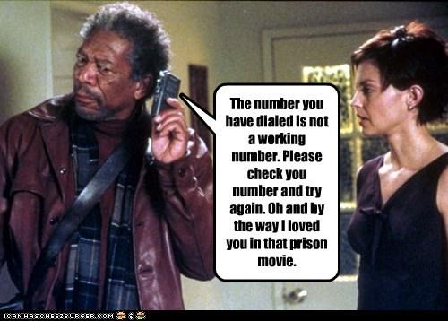 actor,ashley judd,celeb,funny,Morgan Freeman