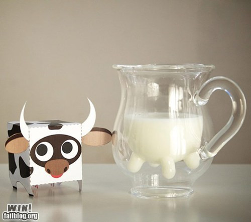 CLASSIC: Milk Pitcher WIN