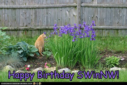 Happy Birthday SWinNW!