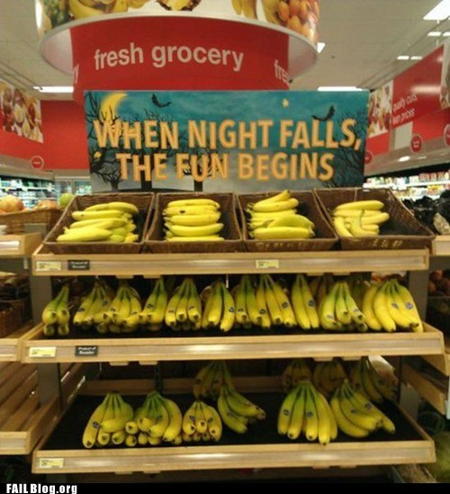 Inappropriate Fruit Use FAIL