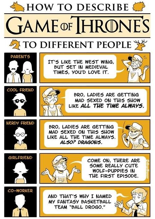 TDW Geek: How To Describe Your Fandoms