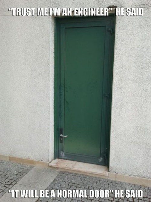 FAIL Nation: Door Design FAIL
