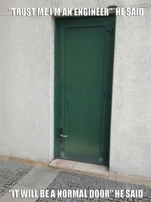 door,engineering,genius,handle