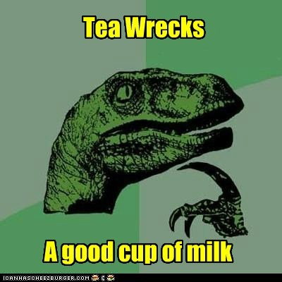 Tea Wrecks