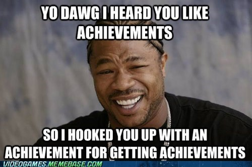 "I Just Got the ""Get All Achievements"" Achievement"