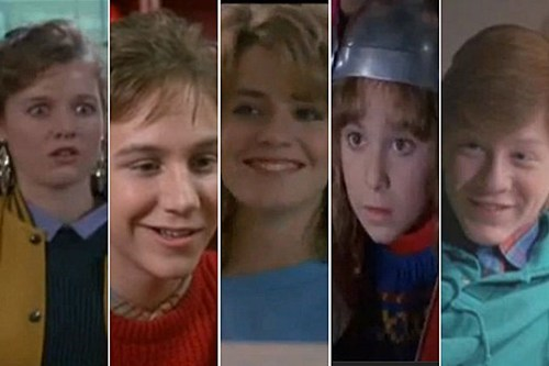 "The Cast of ""Adventures in Babysitting"" Then and Now"