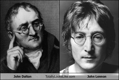 John Dalton Totally Looks Like John Lennon