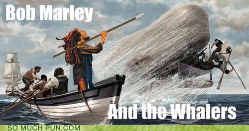 Bob Marley and the Whalers