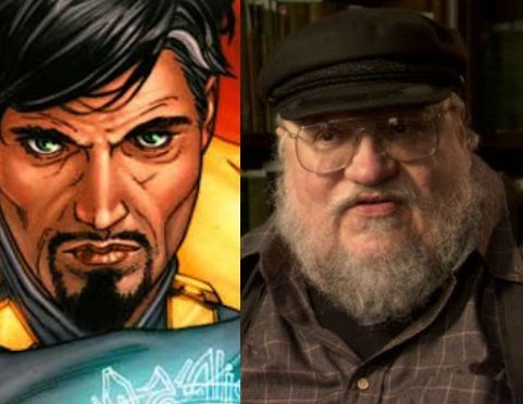 TDW Geek: George RR Martin 'Would Write Doctor Strange'